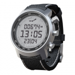 Спортивные часы Elementum Terra Black Leather, Suunto